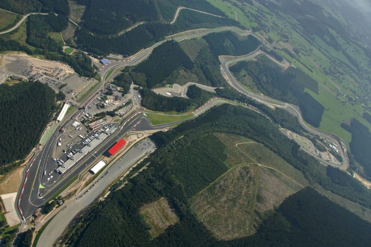 Spa-Francorchamps Run Circuit