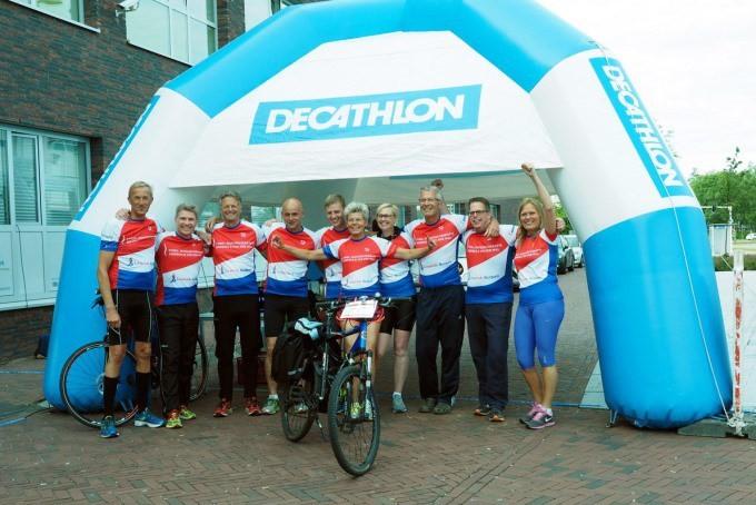 Decathlon Elfsteden Estafette Loopclub Burgum