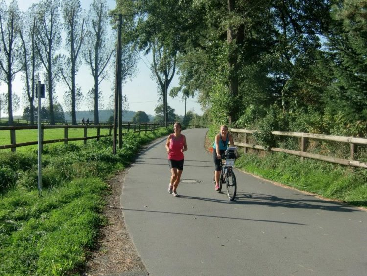 Hondsrug Trail Estafette 2014 Atletiek Klub Uithoorn