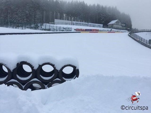 Spa Francorchamps Run 1