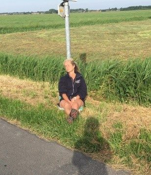 Noorder Rondrit Estafette Loopgroep Run For Fun Ida